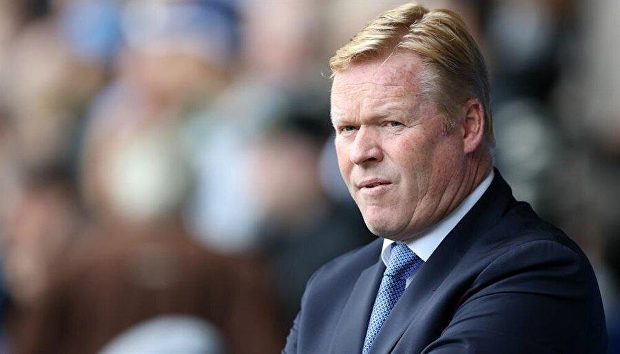 Ronald Kouman Hollandalıların efsane ismi 54 yaşındaki Ronald Kouman da boşta olan isimler arasında. En son Everton'da çalıştı.