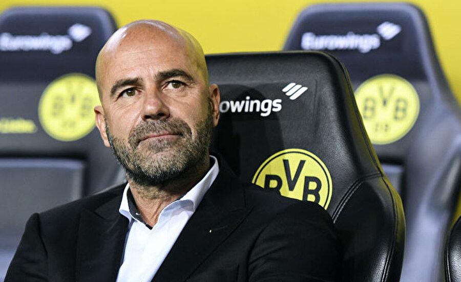 Peter Bosz 54 yaşındaki Hollandalı 10 gün önce Dortmund ile yollarını ayırdı.