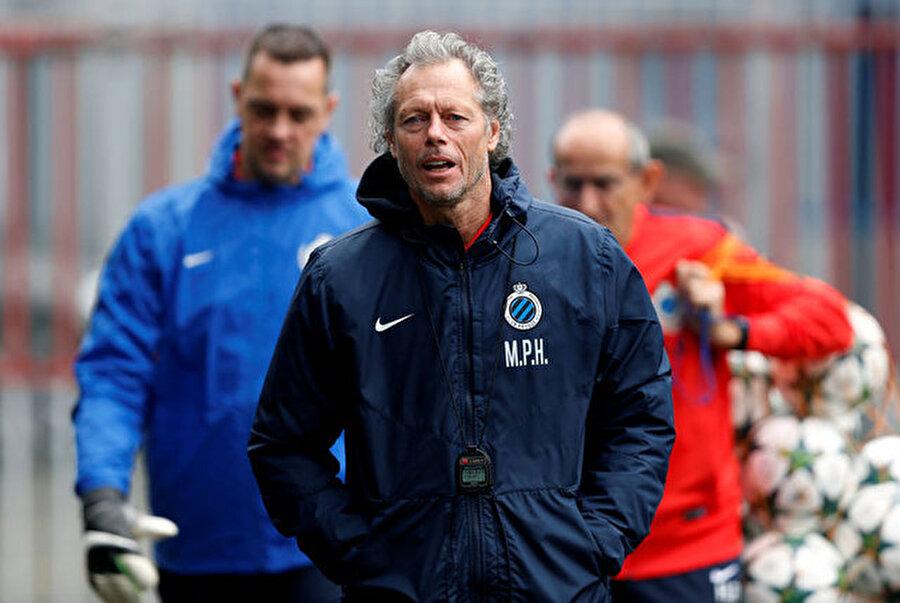 Michel Preud'homme 54 yaşındaki Preud'homme, en son Club Brugge'ü çalıştırdı; Geçen yaz transfer döneminde adı Trabzonspor'la da geçti.