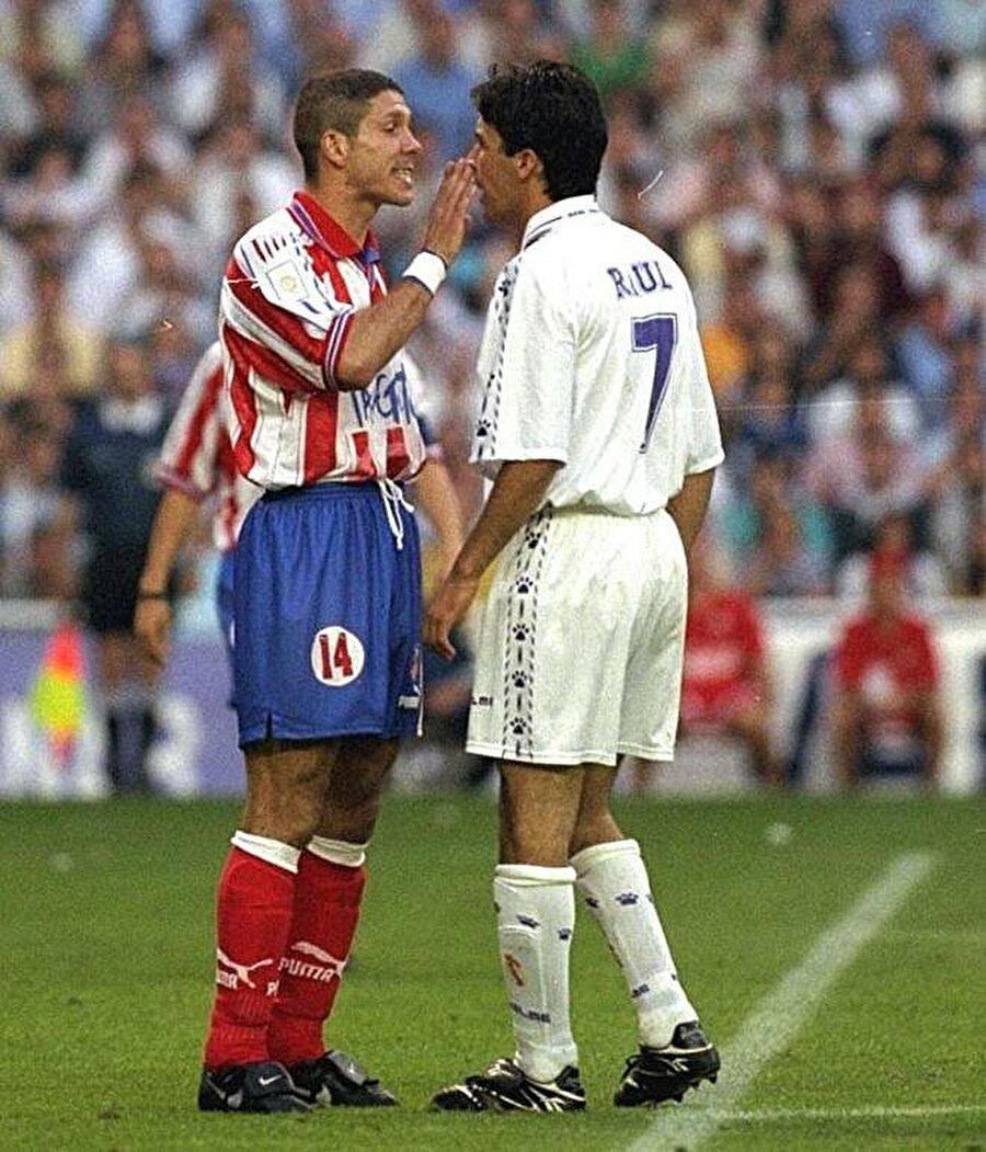 Yetenekli Arjantinli 1999'da Lazio'ya imza attı. Takvimler Ocak 2005'i gösterdiğinde Simeone, Atletico Madrid'e geri döndü.