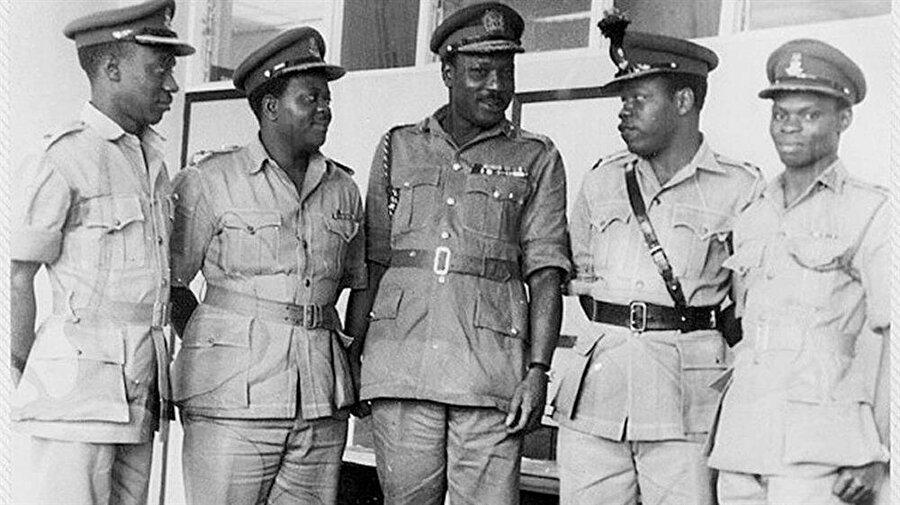1960'da bağımsız olan ülkede altı yıl sonra bir darbe gerçekleşti.