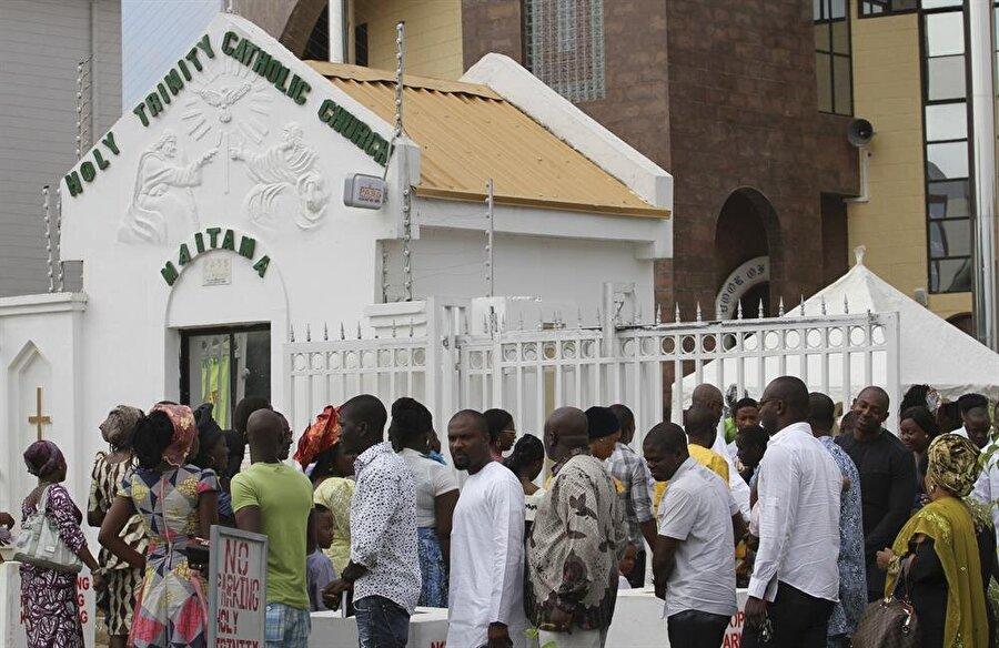 90 milyon Müslüman ile Afrika'da en fazla Müslümanın yaşadığı ülke. Öte yandan halkın yüzde 40'ını Hristiyanlar oluşturuyor.