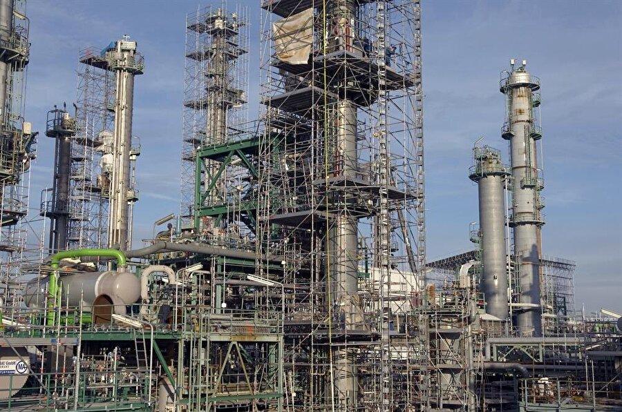 Dünyanın en çok petrol rezervine sahip 8'inci, doğalgaz rezervlerinde ise 9'uncu ülke.