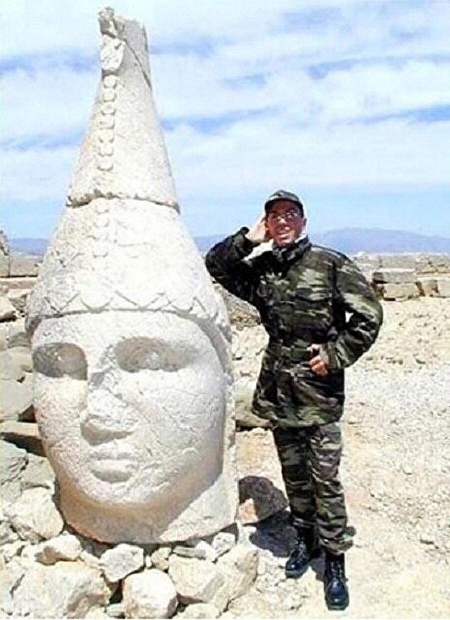 Yılmaz Morgül, Amasya Orduevi