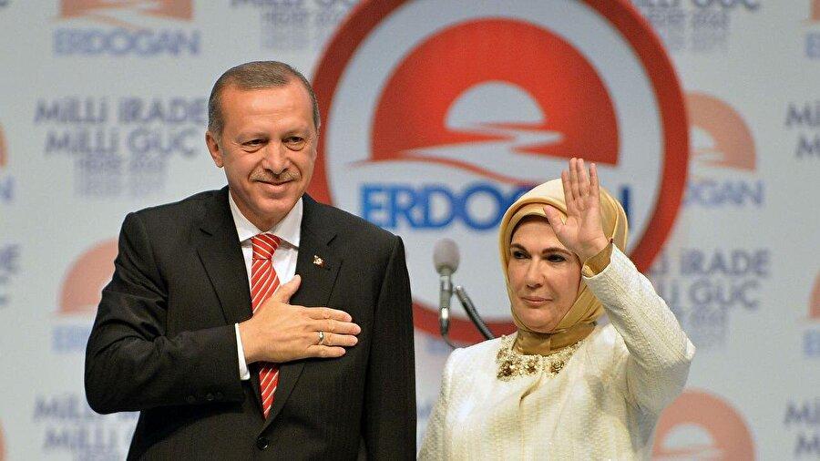 Recep Tayyip- Emine Erdoğan