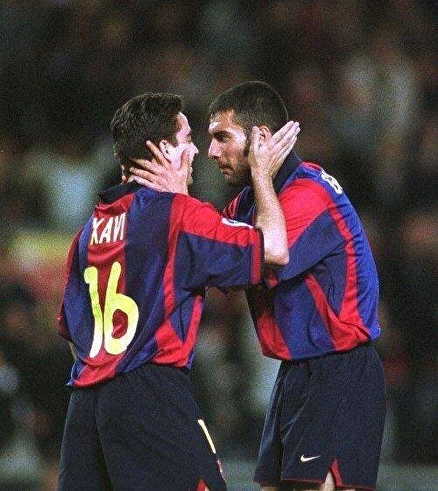 Guardiola, Barcelona formasıyla birçok kupa kaldırdı. 1991, 92, 93, 94, 98, 99 yıllarında Guardiola, La Liga şampiyonluğu yaşadı.