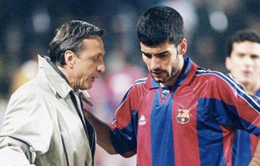 1997 ve 1998 senelerinde Guardiola'lı Barcelona Kral Kupası'nı müzesine götürdü.