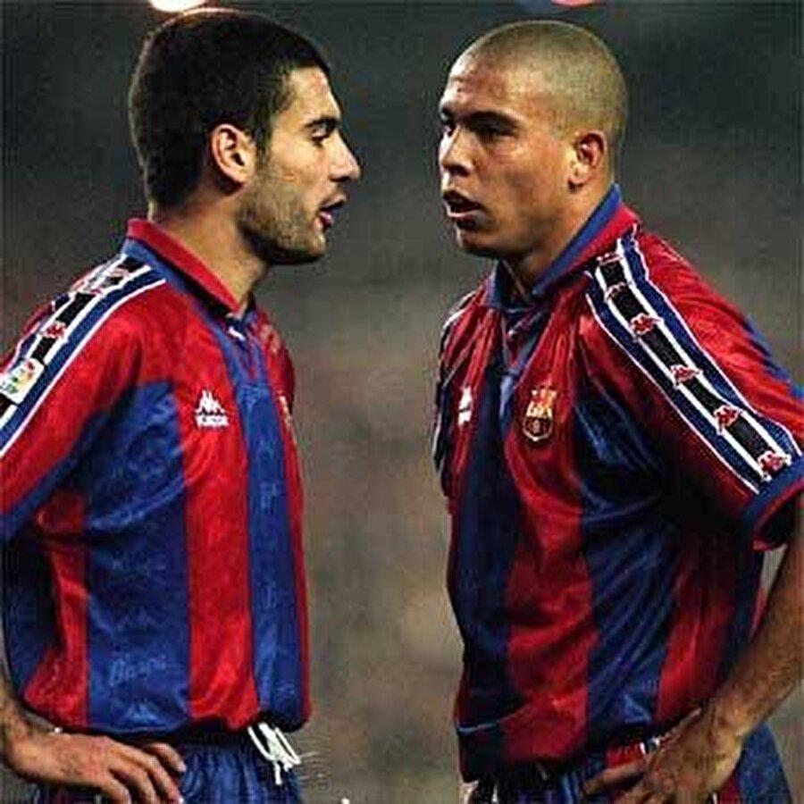 1991, 1992, 1994 ve 1996 yıllarından Barcelona, Süper Kupa'yı kazanırken Guardiola'da bu başarıda büyük paya sahipti.