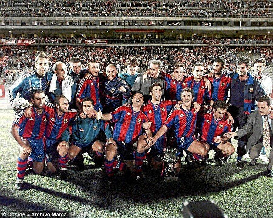 Barcelona 1992'de ile Şampiyon Kulüpler Kupası'nı müzesine götürdü. 1997 yılında Guardiola'lı Barcelona Kupa Galipleri Kupası'nı kazandı. 1992 ve 1997 yılında ise Barcelona, Süper Kupa'nın sahibi oldu.