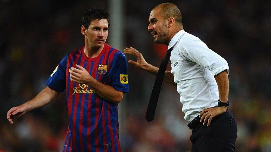 2008'de Barcelona A Takımı'nın başına geçen Guardiola 2012'ye kadar Katalan ekibini çalıştırdı.