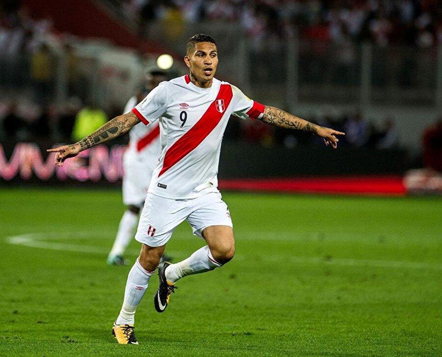 Dani Benitez                                      Peru Milli Takımı forması giyen Paolo Guerrero geçtiğimiz ekim ayında doping testine tabi tutuldu. Brezilya ekibi Flemengo'da kariyerine devam eden Guerrero'nun uyuşturucu kullandığı tespit edildi. 1 yıl futboldan men edilen Paolo Guerrero'nun cezası son olarak 6 aya düşürüldü.
