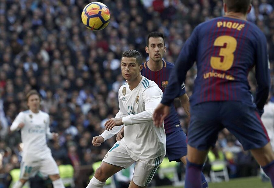 1. Real Madrid