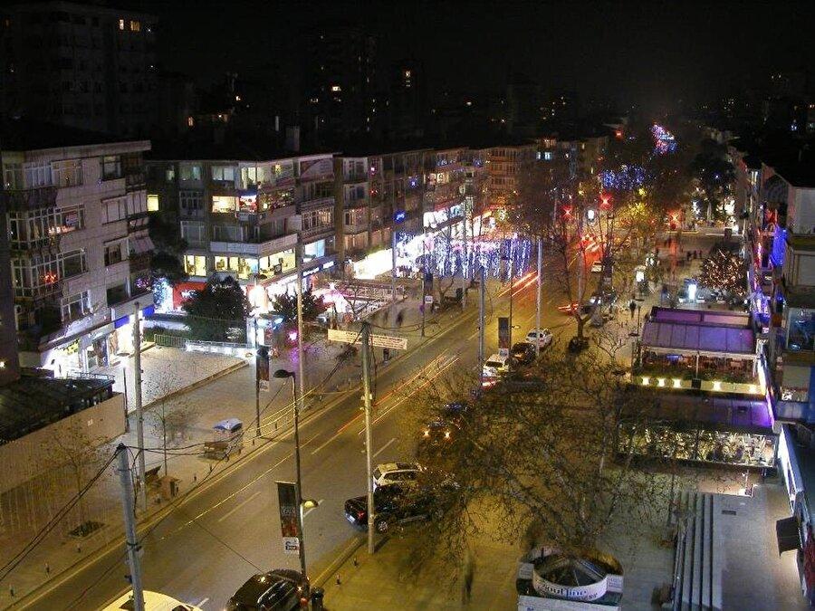 İstanbul Bağdat Caddesi'nde tanesi 3 milyon liradan 27 daire alınabilir ve bu daireler aylık 8 bin liradan kiraya verilebilir.