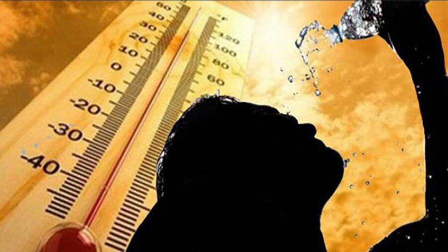 Nemli havaları neden daha sıcak hissederiz?                                      Yazları nem oranının yüksek olduğu bölgelerde hava sıcaklığı olduğundan daha yüksek hissedilir. Ter, vücuttan ısı alarak buharlaştığı sırada vücudun soğumasına destek olur. Şayet, ortamda bulunan nem miktarı yüksek ise buharlaşma daha yavaş olur. Bu nedenle nem oranının artması vücudun terlemeyle ısı kaybını, bu yolla da soğumasını engeller.