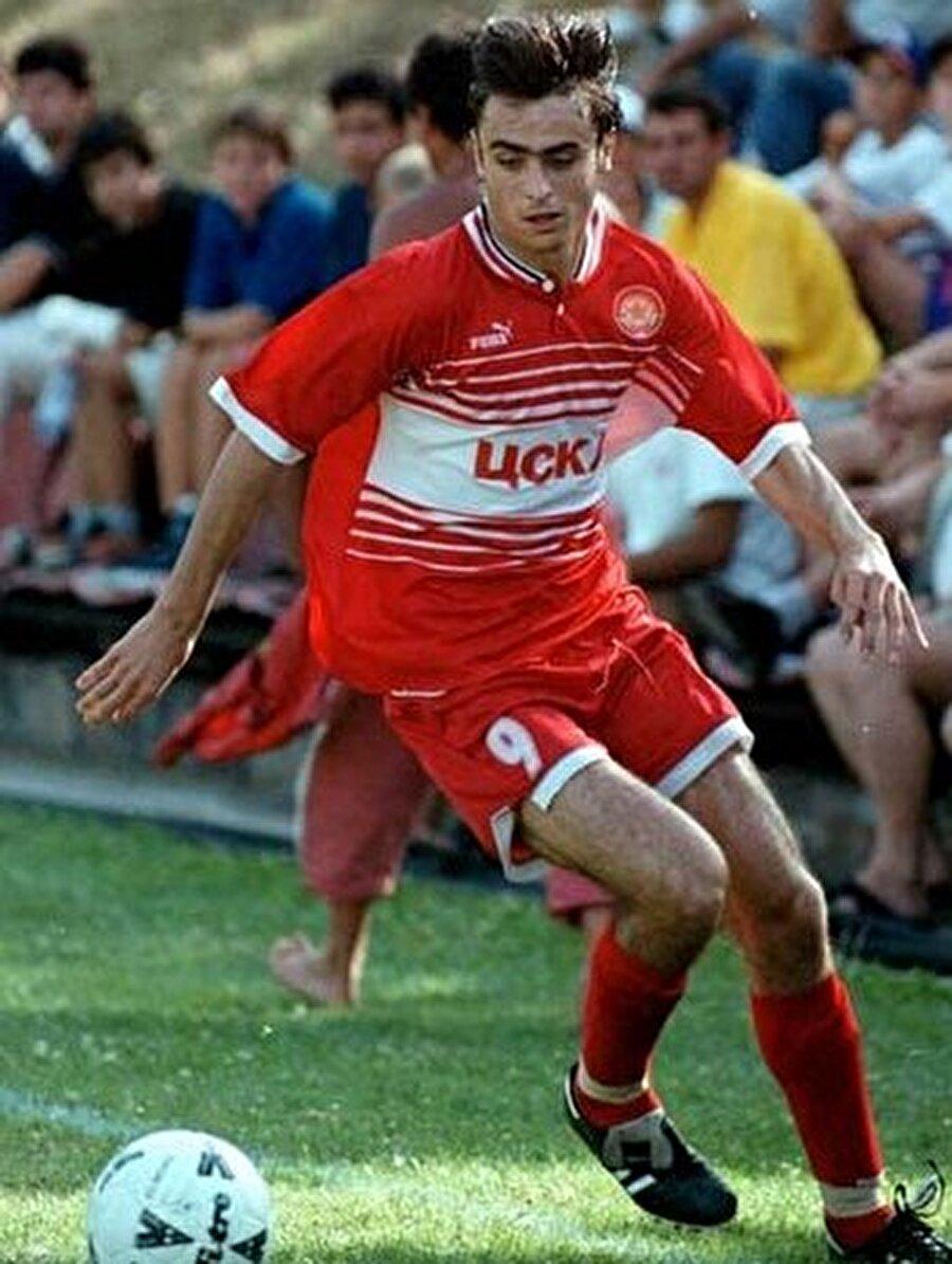 1993 yılında amatör olarak futbol oynamaya başlayan Berbatov, 1998'de CSKA Sofya ile profesyonelliğe adım attı.