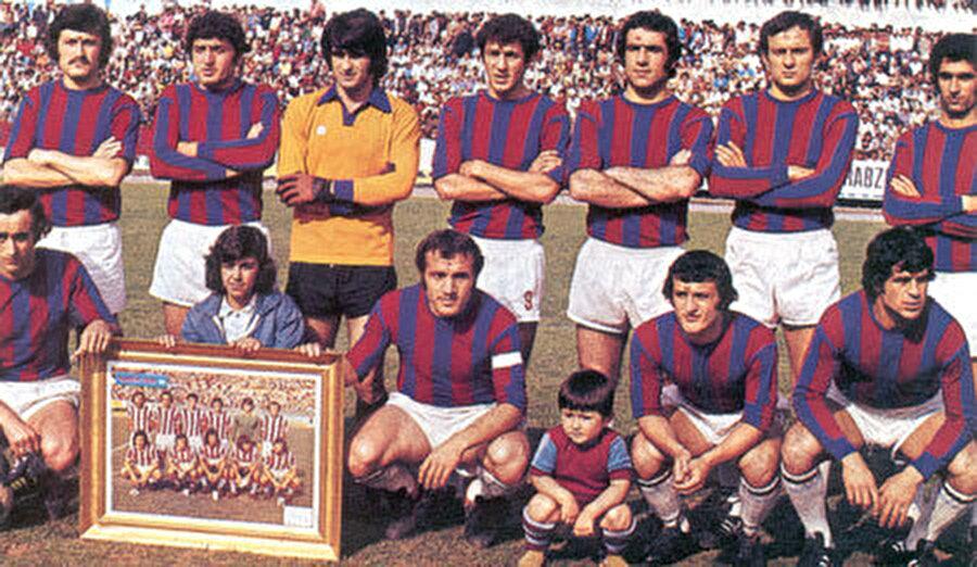 1974'te 1. Lig'e çıkan Trabzonspor ilk şampiyonluğunu 1975-1976 yılında yaşadı.