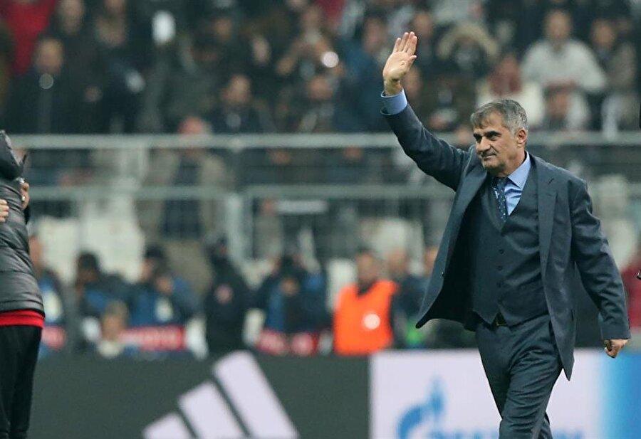 2015-2016, 2016-2017 sezonlarında Şenol Güneş yönetimindeki Beşiktaş Süper Lig'de şampiyonluğa ulaştı. Beşiktaş bu yıl da şampiyonluk yürüyüşünü sürdürüyor.