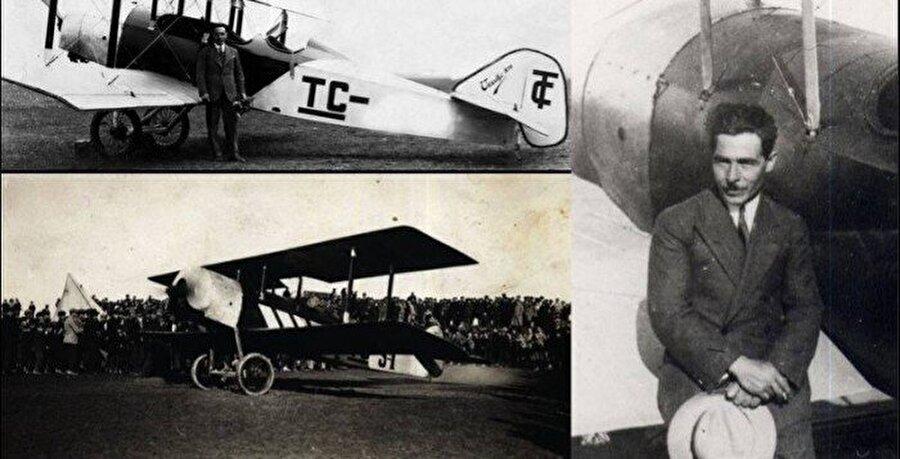 ABD'de Bill Boeng adlı maceraperestin 'BlueBill' adını verdiği uçağıyla ilk uçuşunu yapıp Boeing şirketini kurmasının üzerinden henüz 1 yıl geçmişti. Vecihi şişmiş ayaklarıyla perişan halde Erzurum'a vardığında Amerikalı Bill, arkasına devletin desteğini de almış muhtemelen omuzlar üzerindeydi.