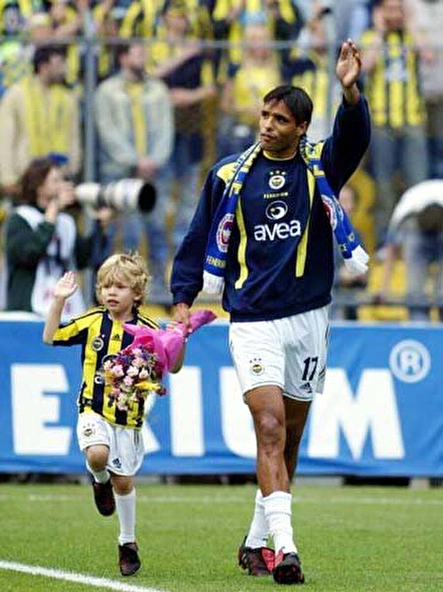 Sezon bitmeden önce NAC Breda ile anlaşan Hollandalı, Türkiye'ye şampiyonlukla veda etti.