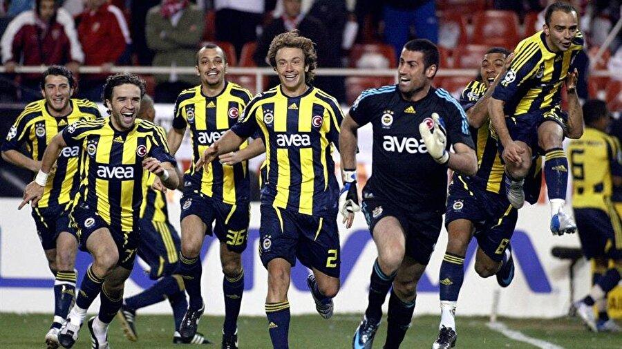 Penaltı atışları sırasında Volkan Demirel adeta kalesinde devleşti. Penaltı atışlarını 3-2 önde tamamlayan Fenerbahçe adını çeyrek finale yazdırdı.