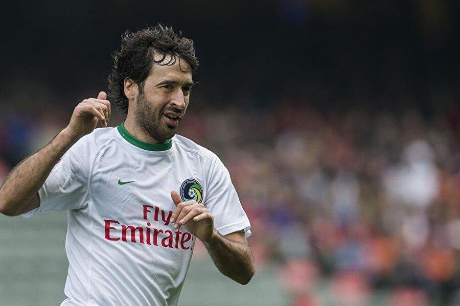 Bir süre kendine kulüp bulamayan Raul, Ekim 2014'te ABD ekibi NL Cosmos ile anlaştı.