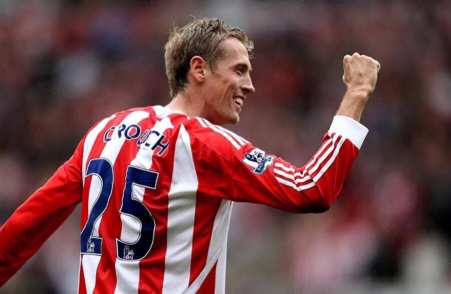 2011'de ise Crouch için Stoke City sayfası açıldı.