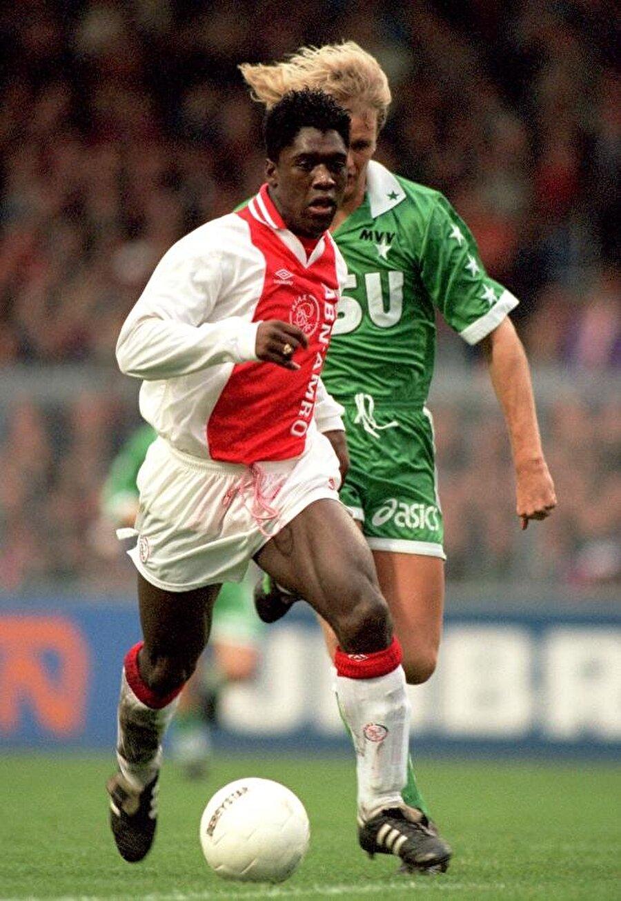 Seedorf, 1992'de A takıma yükseldi. Orta sahada görev alan Seedorf, Ajax formasıyla 90 maça çıktı ve 11 kez fileleri havalandırdı.