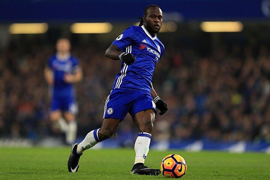 Moses şimdiye kadar Chelsea formasıyla 107 maçta mücadele etti.
