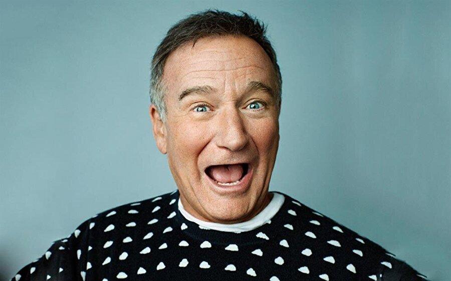 Robin Williams                                       Call of Duty, World of Warcraft ve The Legend of Zelda.
