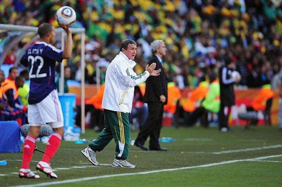 Parreira, Brezilya ile 1994 Dünya Kupası, 2004 Copa Amerika, 2005 Konfederasyon Kupası'nı kazandı.