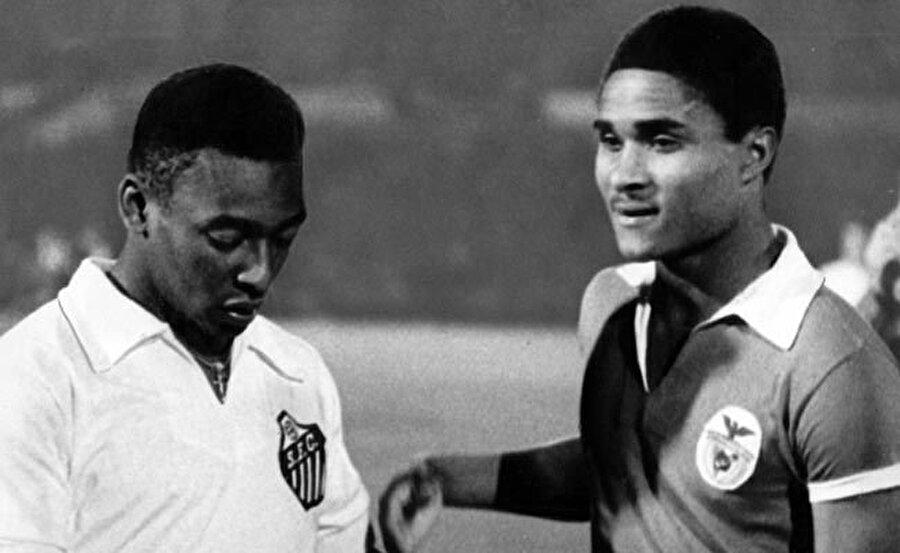 Eusebio, 25 Ocak 1942'de Mozambik'in Maputo şehrinde dünyaya geldi.