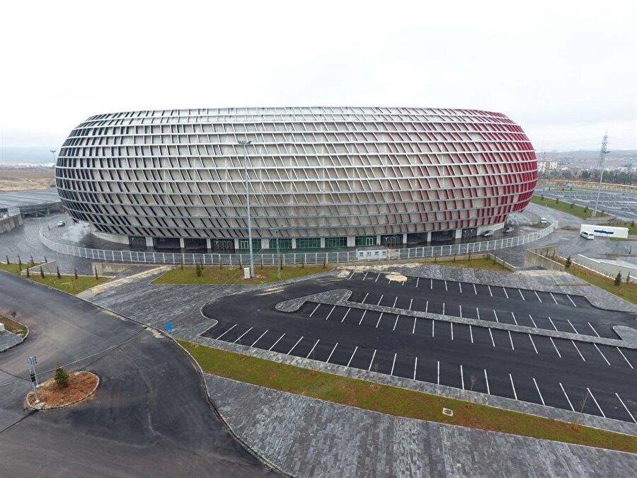 Gaziantep Stadyumu Aldığı Puan: 30.658Ülke: TürkiyeKulüp: GaziantepsporKapasite: 35.574İnşaat Süresi: 2013-2016