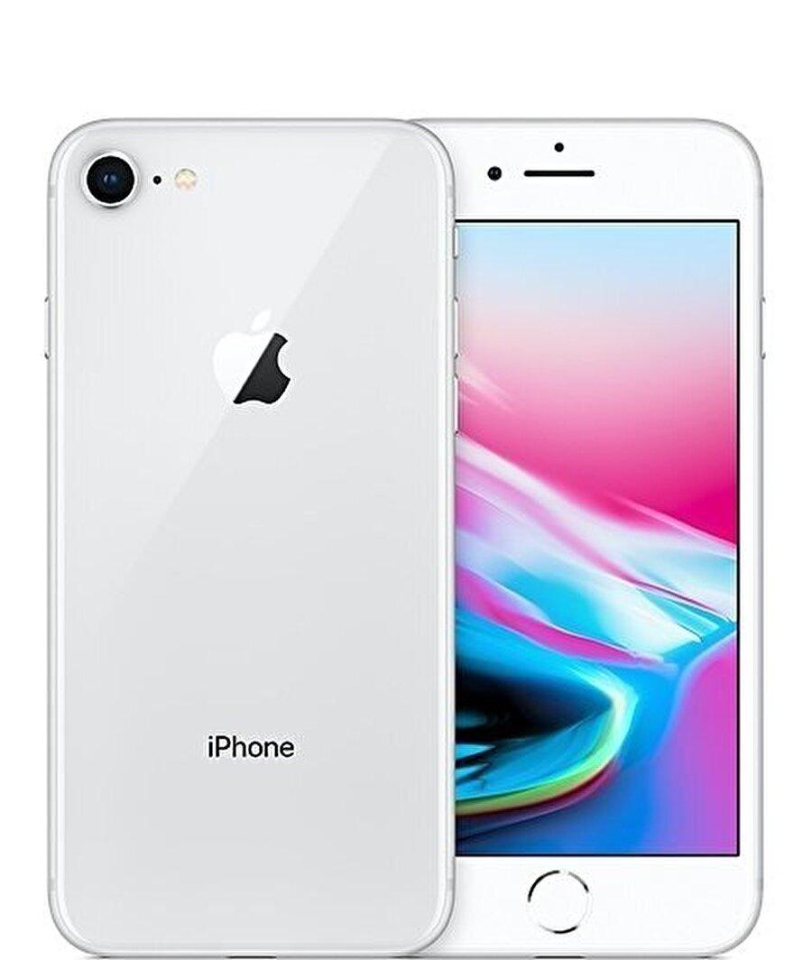 Apple iPhone 8 SAR değeri                                                                           Baş: 1.14 W/kg Gövde:1.09 W/kg