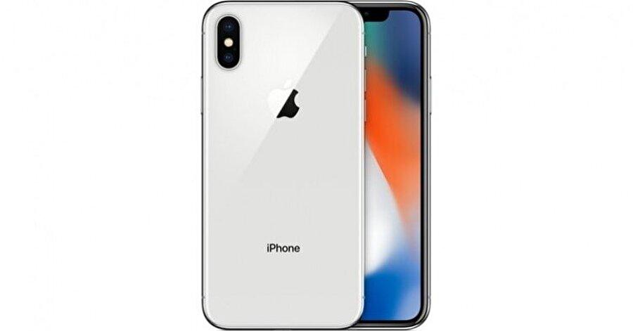 Apple iPhone X SAR değeri                                                                            Baş:1.08 W/kgGövde: 1.08 W/kg