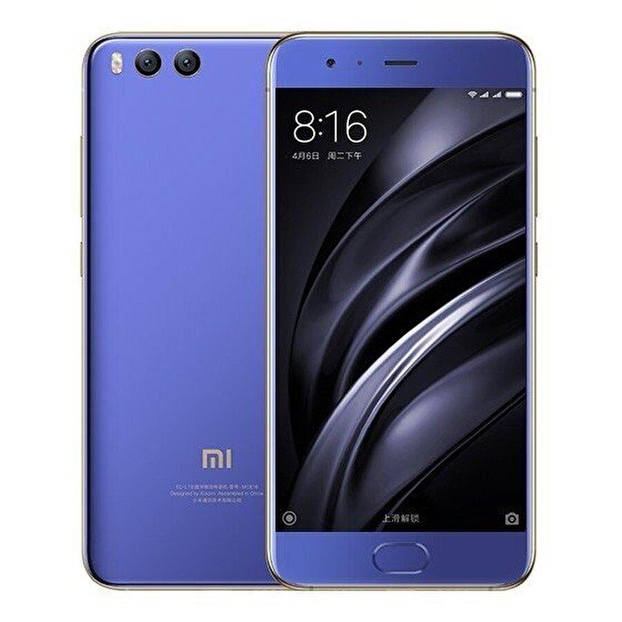 Xiaomi Mi 6 SAR değeri                                                                           Baş:0.406 W/kg Gövde:1.55 W/kg