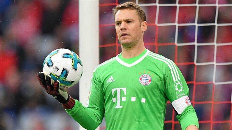 Manuel Neuer-20 milyon Euro Kulübü: Bayern MünihPiyasa Değeri: 35 milyon Euro     Sözleşme Bitiş Tarihi: 30.06.2021