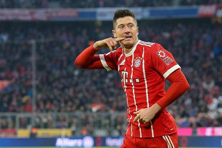 Robert Lewandowski-22 Milyon Euro Kulübü: Bayern MüniPiyasa Değeri: 90 milyon EuroSözleşme Bitiş Tarihi: 30.06.2021