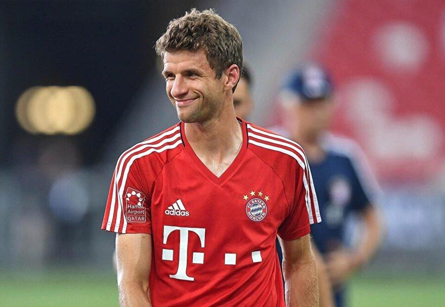 Thomas Müller-23 Milyon Euro Kulübü: Bayern MüniPiyasa Değeri: 55 Milyon Euro     Sözleşme Bitiş Tarihi: 30.06.2021