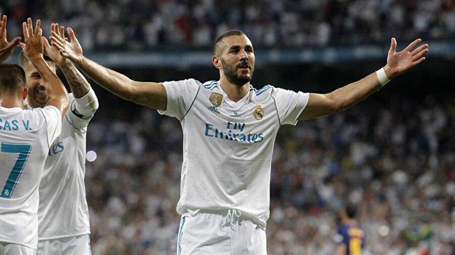 Karim Benzema-23.5 Milyon Euro Kulübü: Real MadridPiyasa Değeri: 50 Milyon EuroSözleşme Bitiş Tarihi: 30.06.2021