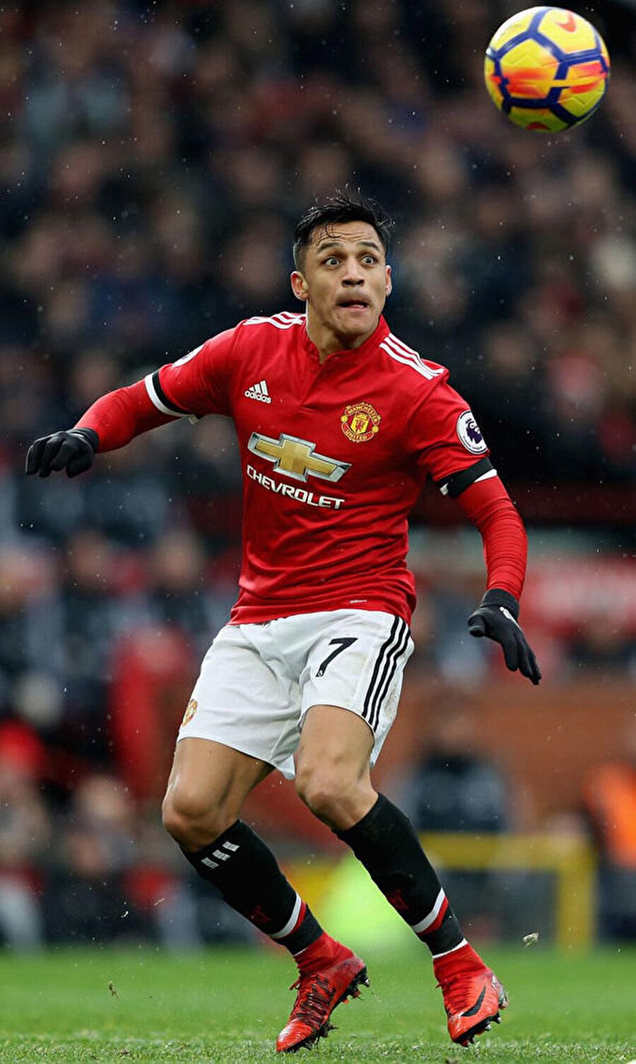Alexis Sanchez-23.5 Milyon Euro Kulübü: Manchester United     Piyasa Değeri: 70 Milyon Euro     Sözleşme Bitiş Tarihi: 30.06.2022