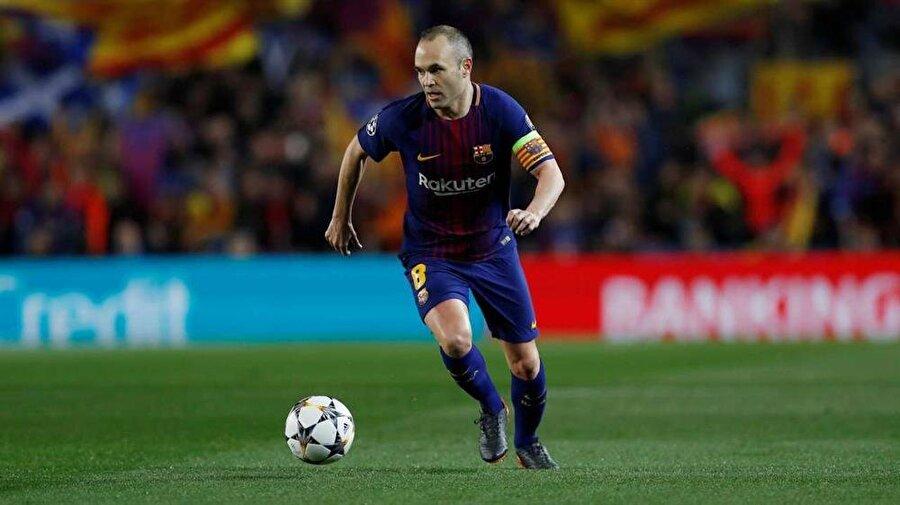 Andres Iniesta-25.5 Milyon Euro Kulübü: BarcelonaPiyasa Değeri: 20 Milyon Euro     Sözleşme Bitiş Tarihi: -