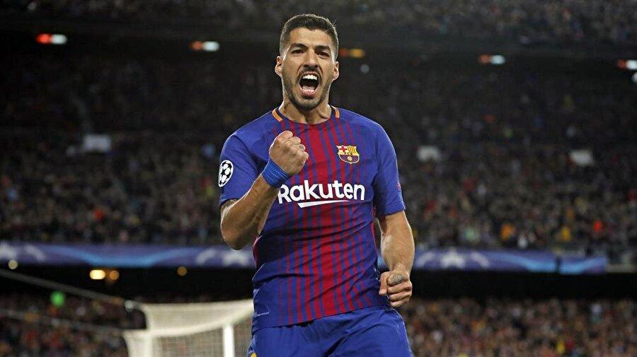 Luis Suarez-26 Milyon Euro Kulübü: BarcelonaPiyasa Değeri: 85 Milyon Euro     Sözleşme Bitiş Tarihi: 30.06.2021