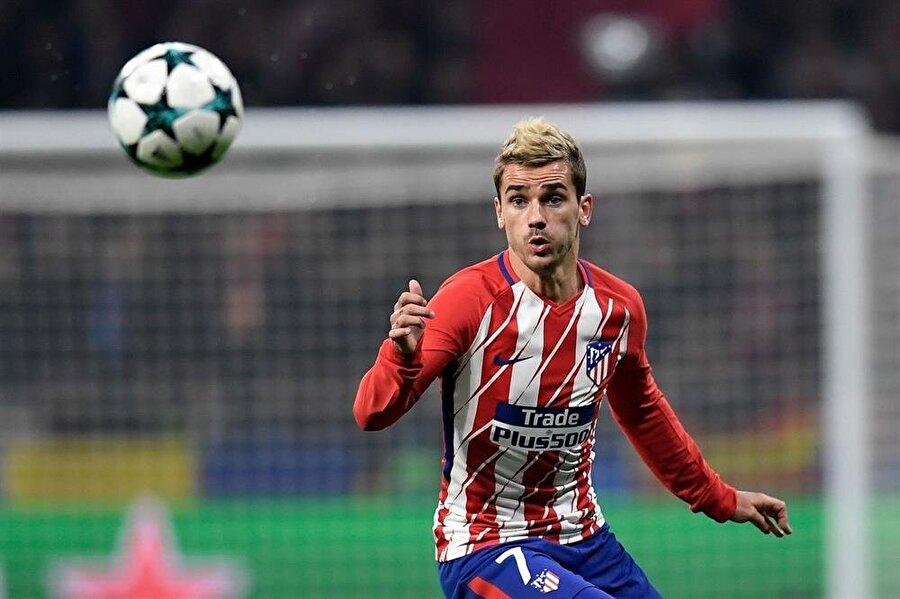 Antoine Griezmann-26 Milyon Euro Kulübü: Atletico MadridPiyasa Değeri: 100 Milyon Euro     Sözleşme Bitiş Tarihi: 30.06.2022