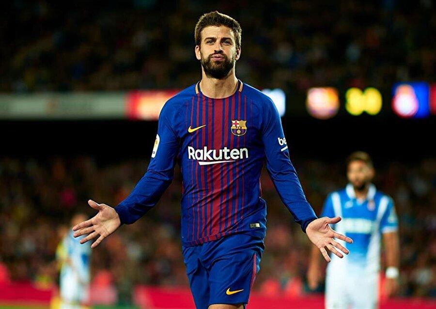 Gerard Pique-29 Milyon Euro Kulübü: BarcelonaPiyasa Değeri: 50 Milyon Euro     Sözleşme Bitiş Tarihi: 30.06.2022