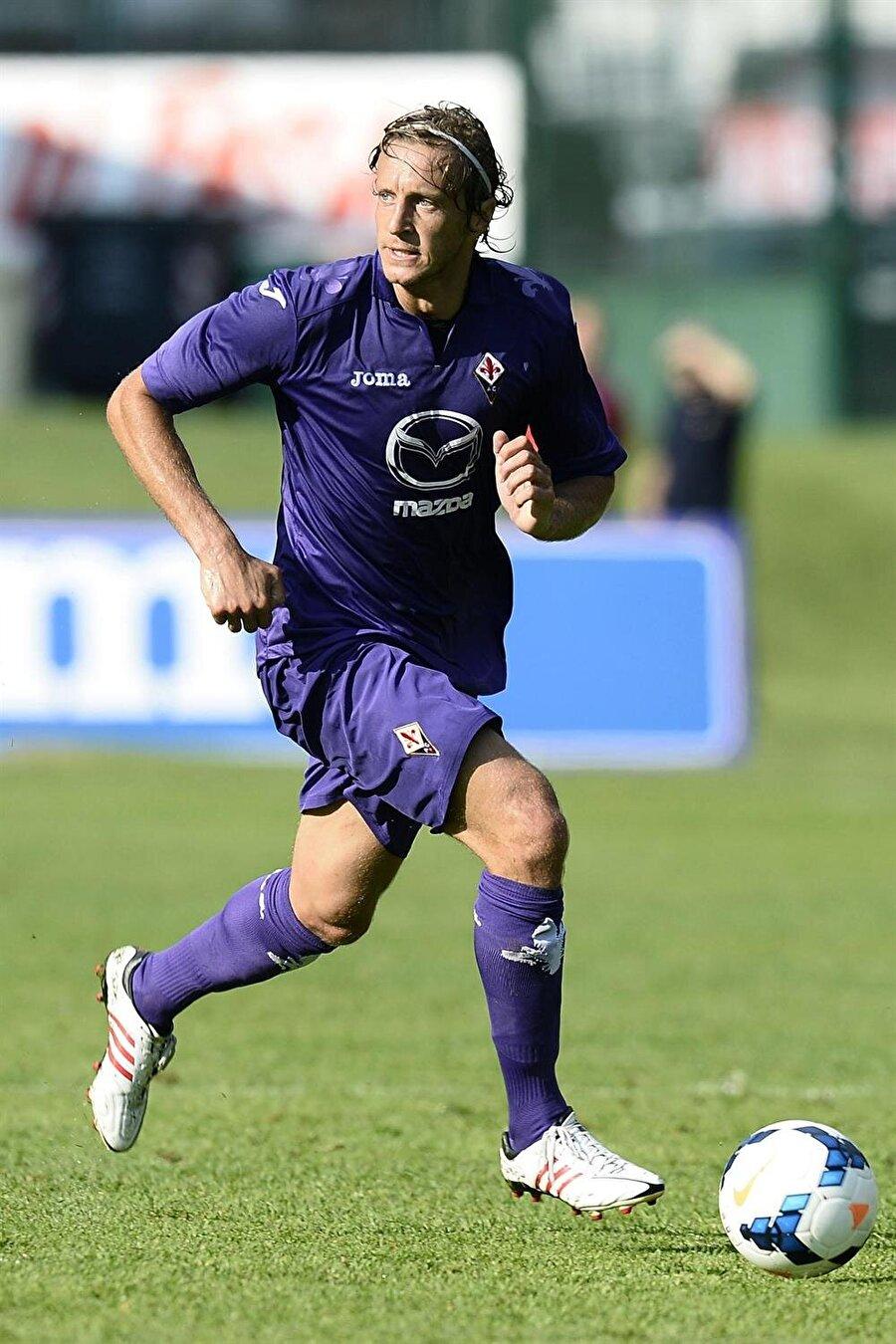 Ambrosini, 4 Temmuz 2013'te Fiorentina'ya transfer oldu.