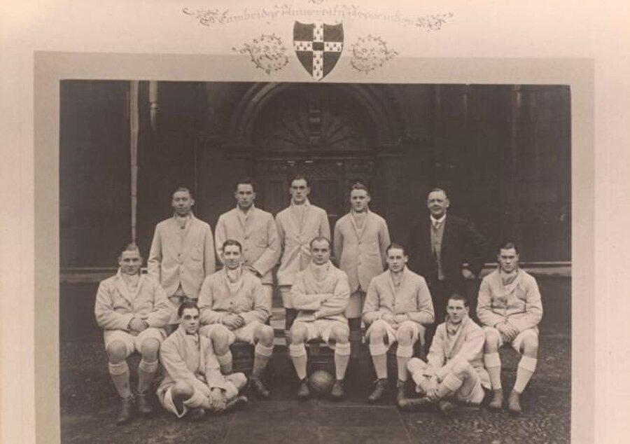 Cambridge University AFC / 1857                                      Kulüp İngiltere'nin Cambridge şehrinde kuruldu.