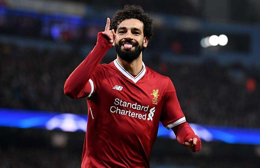 Yepyeni bir sayfa açıldı                                                                           Takvimler 1 Temmuz 2017'yi gösterdiğinde Salah 42 milyon Euro'ya Liverpool'a transfer oldu.