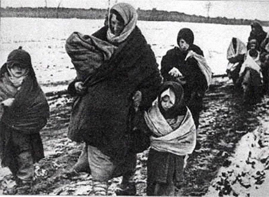 18 Mayıs 1944: Kırım Türklerinin sürgün ve katliamı
