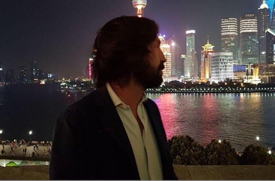 Andrea Pirlo                                      1 Ocak'ta emekli olan Andrea Pirlo için 21 Mayıs'ta görkemli bir jübile düzenlendi. İtalyan futbol adamı jübilenin ardından soluğu Çin'de aldı