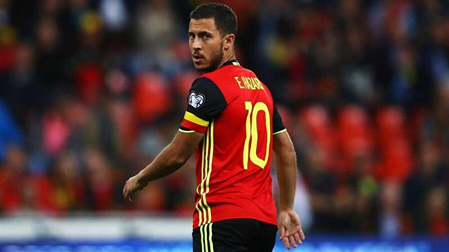 Eden Hazard / Belçika                                      Doğum Tarihi: 7 Ocak 199Mevki: Sol kanatKulübü: ChelseaBonservis: 11 milyon Euro Sözleşme Bitiş Tarihi: 30.06.2020